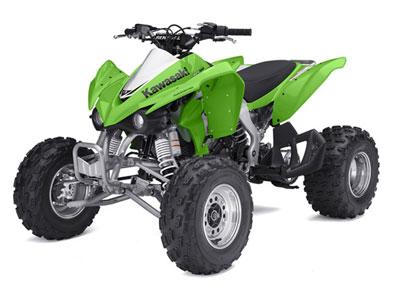 2009 Kawasaki KSF450B9F KFX450R