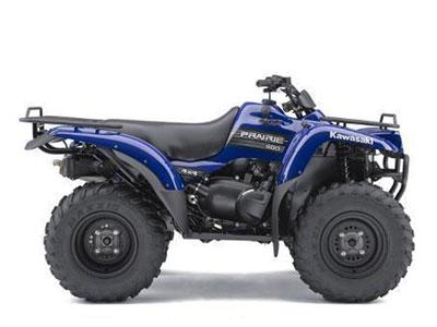2011 Kawasaki KVF360ABF Prairie 360 4X4