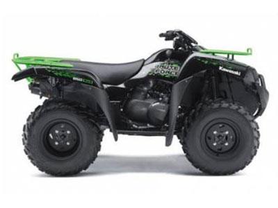 2011 Kawasaki KVF650DBF Brute Force 650 4x4