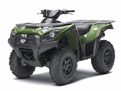 2012 Kawasaki KVF750GCF Brute Force 750 4x4i EPS