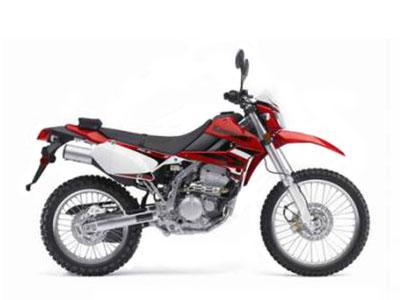 2009 Kawasaki KLX250T9F