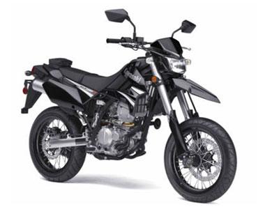 2009 Kawasaki KLX250W9F