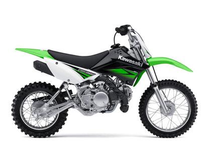 2010 Kawasaki KLX110