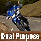 Motorcycle Dual Purpose